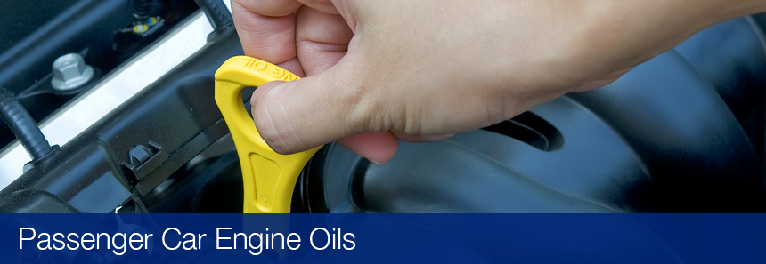 Automotive Passenger Car Engine Oils by Gulf Oil Ireland