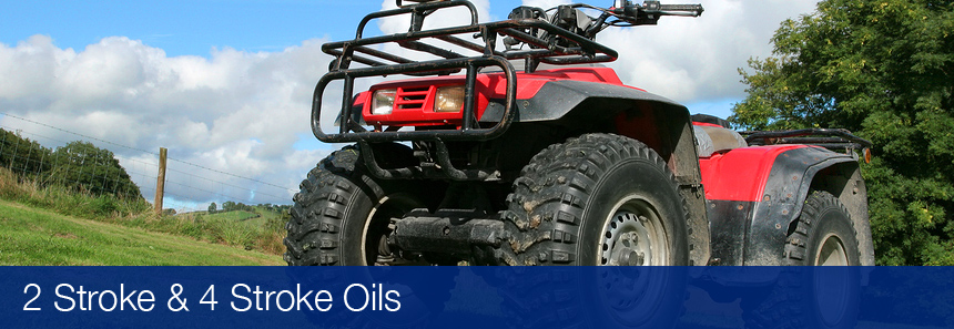 Agricultural 2-Stroke & 4-Stroke Oils by Gulf Oil Ireland