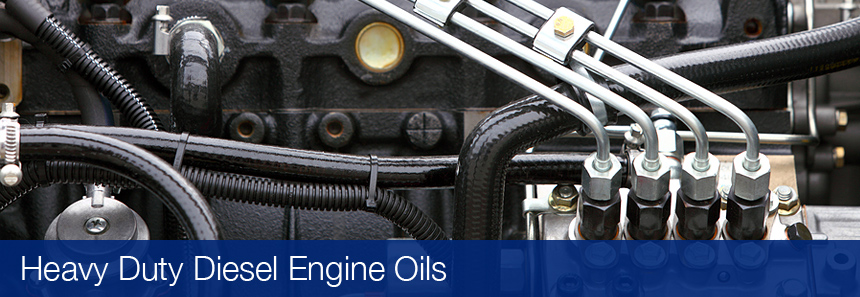 Plant & Machinery Heavy Duty Diesel Engine Oils