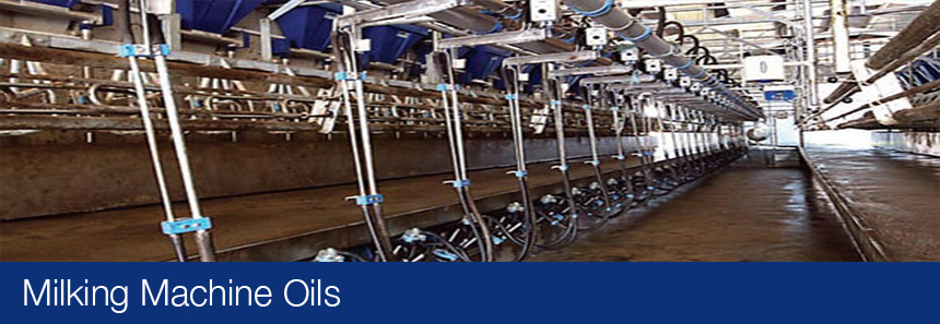 Agricultural Milking Machine Oils by Gulf Oil Ireland